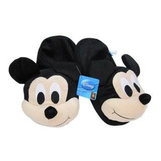 Disney Mickey Mouse Slippers   Plush Mickey Mouse House Slippers