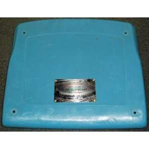 Soldier Field Actual Light Blue Seat Bottom   Home of the