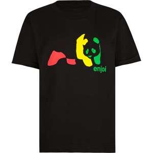 ENJOI Rasta Panda Boys T Shirt 170816100  graphic tees