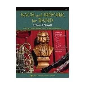 for Band Trombone/Bar Bc/Bassoon [Paperback] David Newell Books