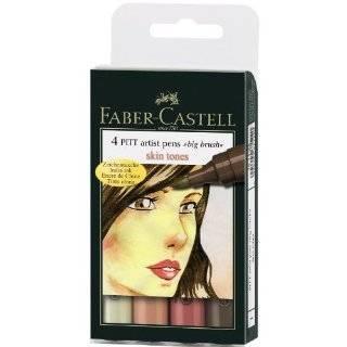 Faber Castell   Pitt Artist Big Brush Pen Walnut 177