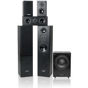 AV Series 7.0+ Surround Sound Home Theater Speaker System Electronics