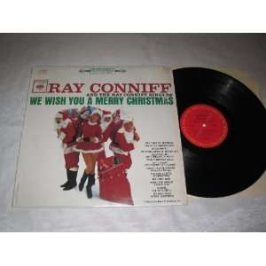 We Wish You a Merry Christmas Ray Conniff & The Ray