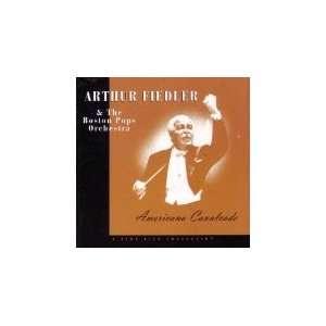 Arthur Fiedler Americana Cavalcade Music