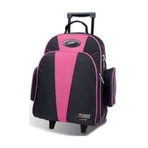 Rascal 1 Pink / Black Bowling Bag