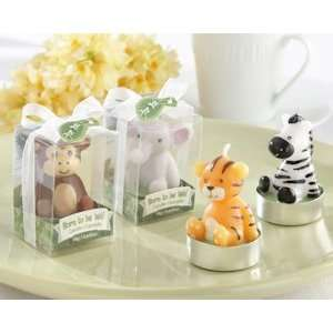 Born to be Wild Animal Candles (Set of 4) Health