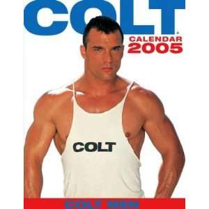 Colt Calendar 2005: Colt Studio: Books