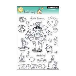 Penny Black Clear Stamps 5X7.5 Sheet Arts, Crafts & Sewing