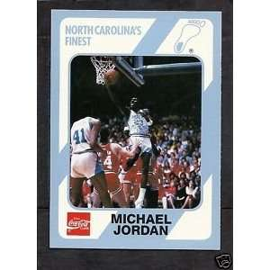 JORDAN 1989 NORTH CAROLINA TAR HEELS COCA COLA Everything Else
