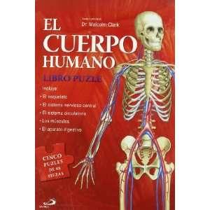El Cuerpo Humano Libro Puzle (9788428532013): AA.VV