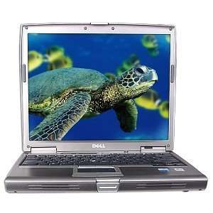 Dell Latitude D610 Pentium M 1.6GHz 512MB 40GB CDRW/DVD 14