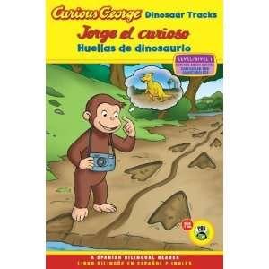 dinosaurio (CGTV Reader Bilingual Editio [Paperback]: H. A. Rey: Books