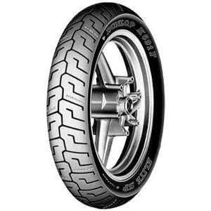 Harley Davidson K591 Tire   10090 19 V Rated   Front Automotive