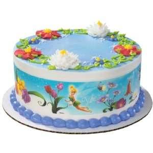 Disney Fairies Edible Cake Border Decoration Everything