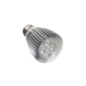 5 in 1 E27 5W 5500 6000K White Light LED Spotlight Light Bulb
