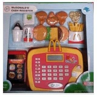 Kool Toyz McDonalds Cash Register Toys & Games