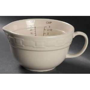 Ivory Measuring Cup, Fine China Dinnerware Kitchen & Dining