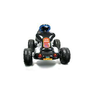 Silver Bullet Go Kart Pedal Car Ride on  Sports & Outdoors