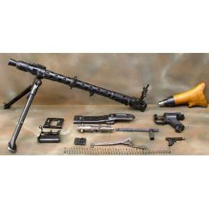 German WWII MG 34 Parts Set Everything Else