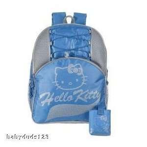 Hello Kitty Speaker Back Pack  Blue Toys & Games