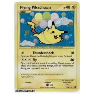 Rising Rivals   Flying Pikachu #113 Mint Normal English) Toys & Games