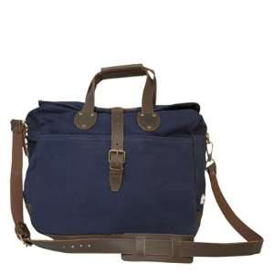 Franklin Covey Organic Canvas Bag by United by Blue   Navy