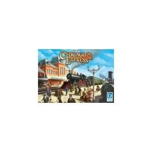 Chicago Express Board Game Toys & Games