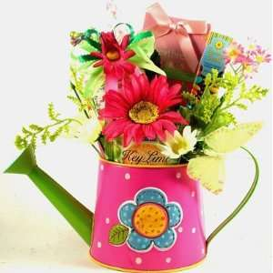 Butterflies & Flowers Gardening Gift  Grocery & Gourmet