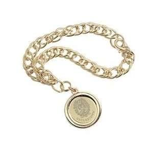 Georgetown   Charm Bracelet   Gold