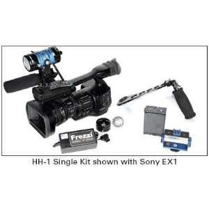 Frezzi Handheld Camera Stable Grip Single LED Light Kit HH