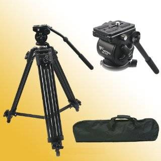 Tripod with 65mm Fluid Head and Carry Case Explore similar items