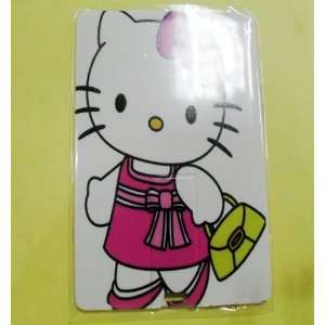 New 4GB Cute Ultra thin Hello Kitty Card Design USB flash