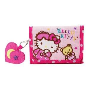 Hello Kitty Sports Wallet Slumber Party Toys & Games