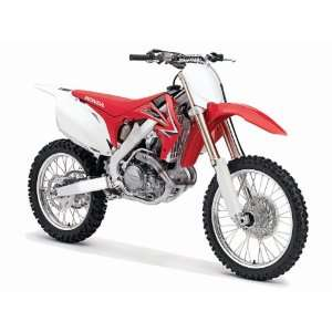 HUGE 1:6 Scale Honda CRF 450 Die Cast Model crf450 : Toys & Games