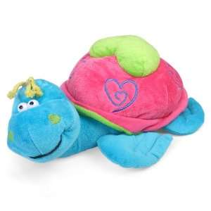 The Big Turtle with a Big Heart 12 inch Plush Toy   Blue Toys & Games