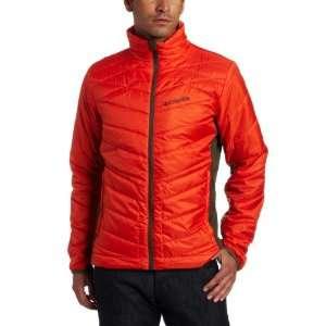 Columbia Mens Passo Alto Hybrid Jacket (Small, Black