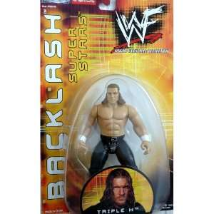 WWE WWF Wrestling Exclusive Backlash Figure Toy by Jakks Pacific Toys