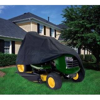 12314 Deluxe Tractor Seat Cover, Small, Black Patio, Lawn & Garden