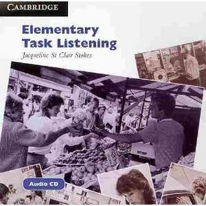 Elementary Task Listening Audio CD (9780521156042