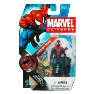 Marvel Universe 3 3/4 Action Figure Spider Man [House of M]  Toys
