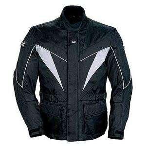 Tour Master Sabre Jacket   X Large/Black Automotive