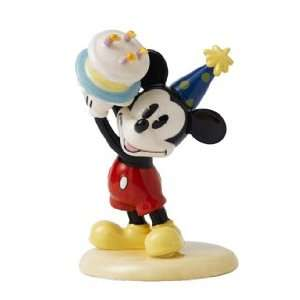 Doulton Disney Mickey Mouse Happy Birthday Figurine Everything Else