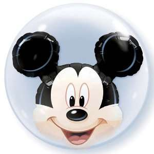 Lets Party By Disney Mickey Mouse Bubble Balloon: Everything Else