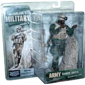 Toy 2006 Series 3 Military 7 Inch Tall Soldier Action Figure