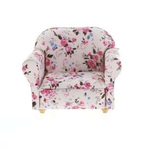 Single Seat Sofa Toy Dollhouse Miniature Furniture Toys & Games