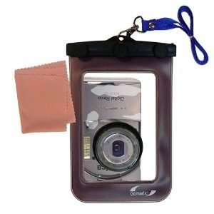 Gomadic Clean n Dry Waterproof Camera Case for the Minolta