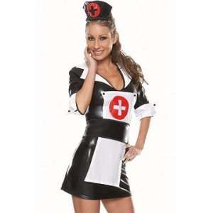 Wet  Darque Nurse Costume, From Coquette Toys & Games