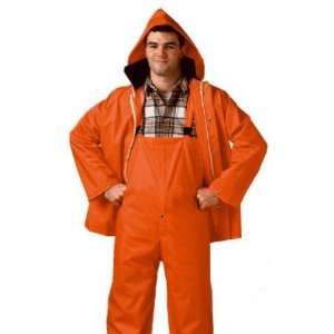 Tingley Rubber Xl Org Rainsuit S63219.Xl Rainwear