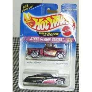 Hot Wheels Steel Stamp Series 164 Scale Die Cast Cars #1