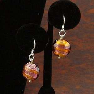 Amethyst Designer Earrings Fashion Gemstone Accessory Jewelry Precious